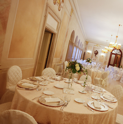 Garibaldi Wedding Room